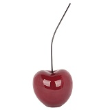 Red Cherry Large Ornament